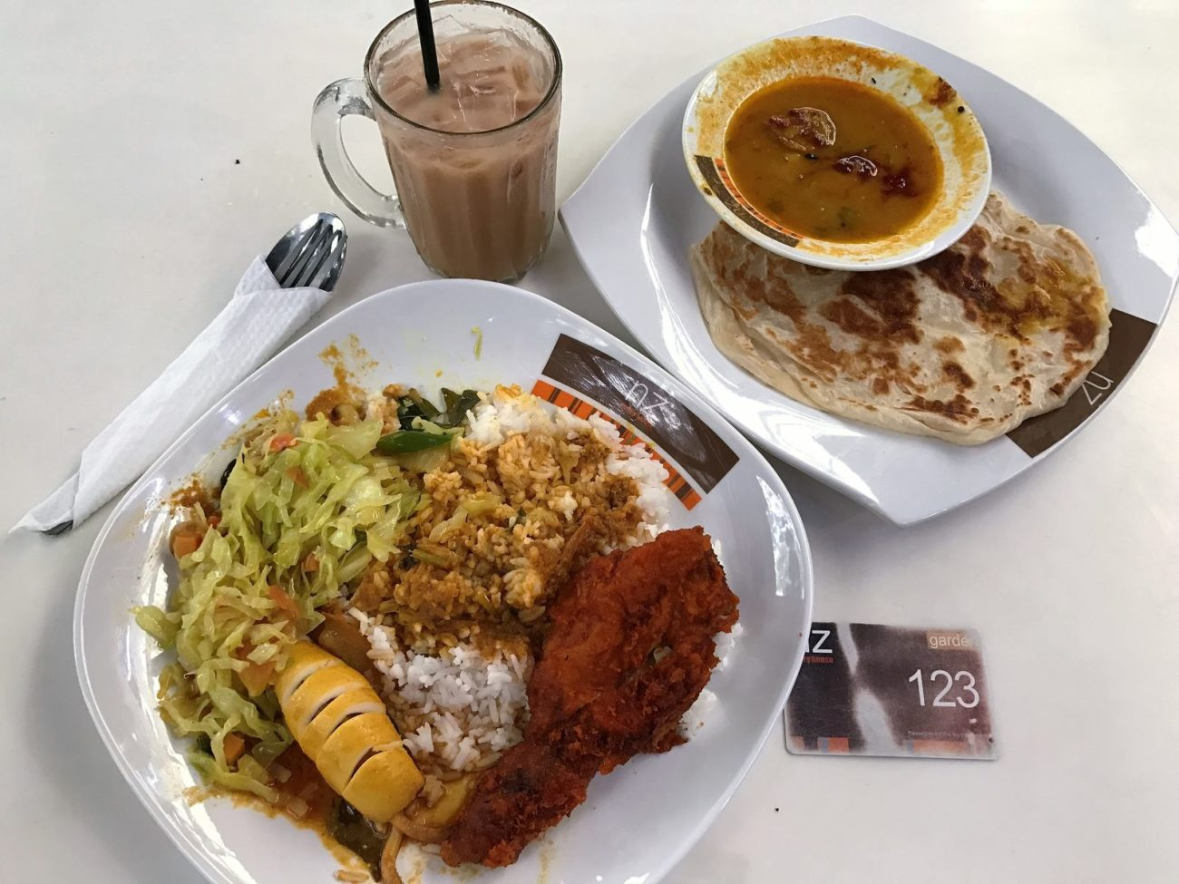 The malay indian food culture nz mamak curry house for Aroma indian chinese cuisine