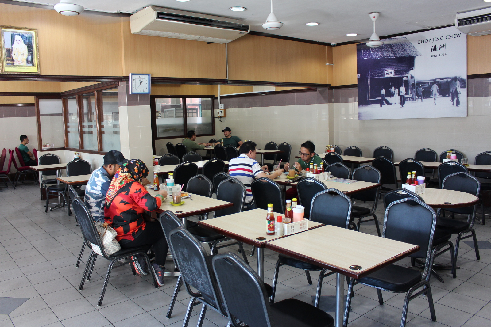Must Try* Authentic Traditional Hainanese Bread Cafe – Chop